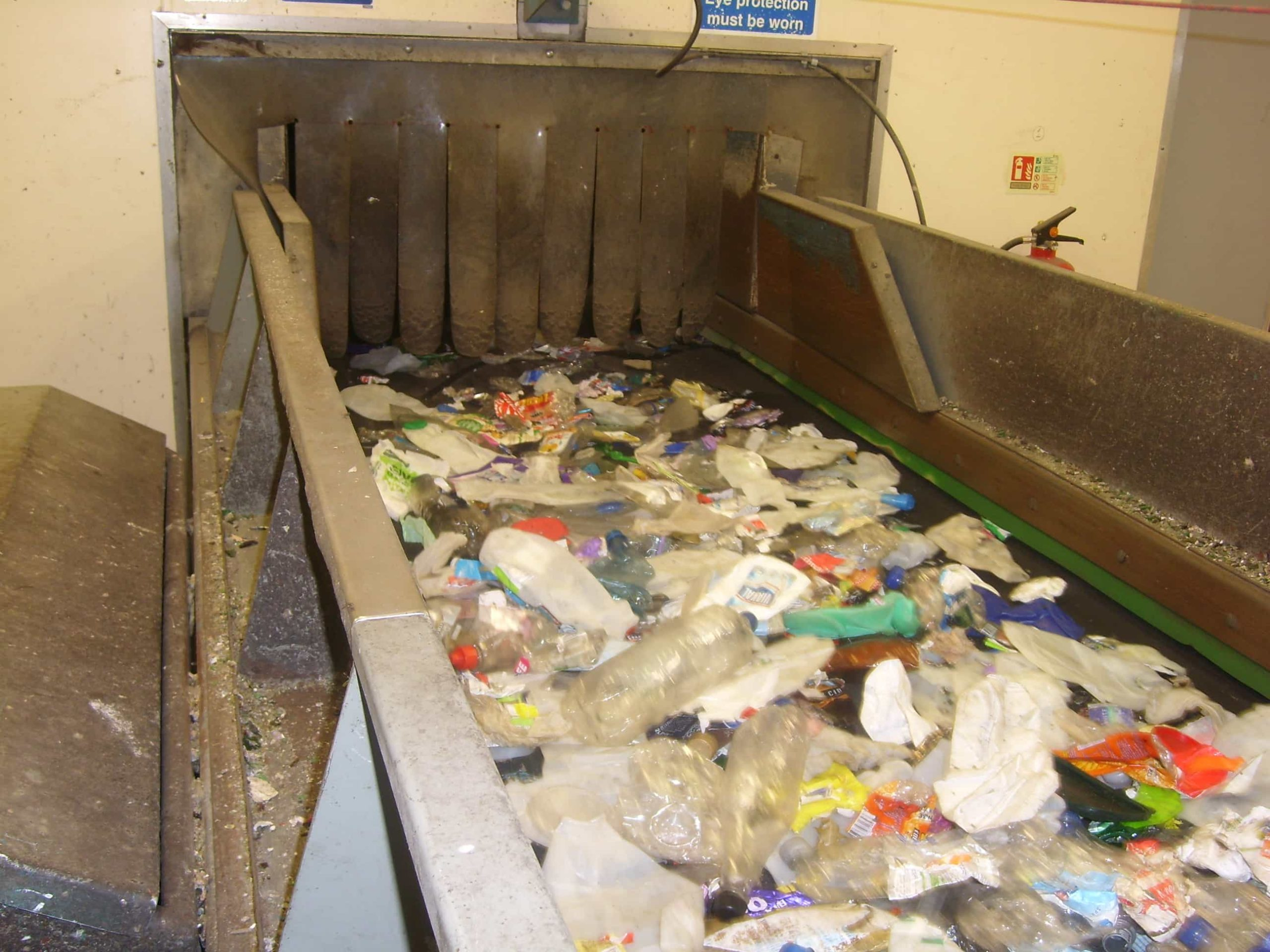 Technological advances could make plastics sorting more sophisticated